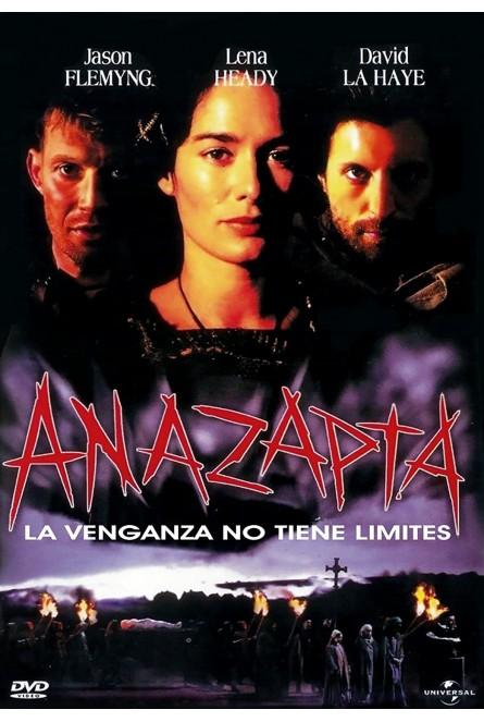 anazapata DVD