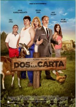 DOS A LA CARTA (DVD)