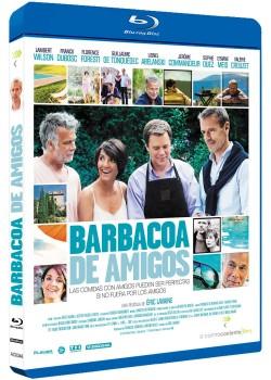 BARBACOA DE AMIGOS (BARBECUE) (BLU-RAY)