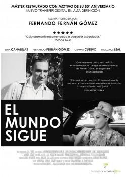 EL MUNDO SIGUE (DVD)