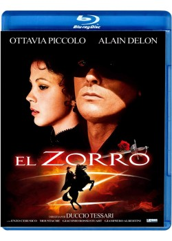EL ZORRO (BLU-RAY)