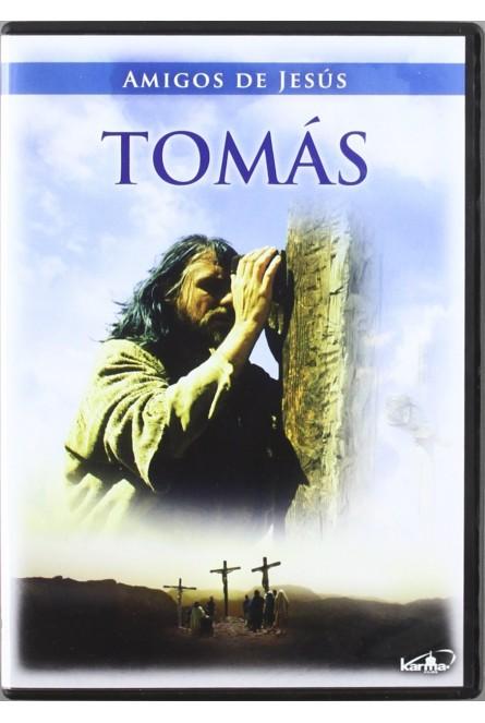TOMAS (AMIGOS DE JESUS) (DVD)