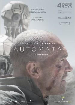 AUTÓMATA (DVD)