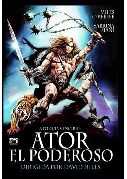 Ator,El Poderoso [DVD]