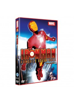 Iron Man Armored Adventures Tº1 Vol.1 [DVD]