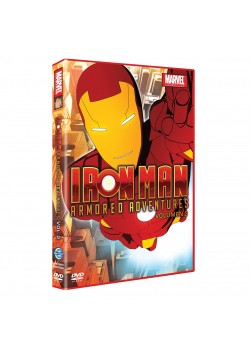 Iron Man Armored Adventures Tº1 Vol.2 [DVD]