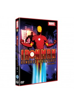 Iron Man - Volumen 4 [DVD]