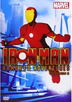 Iron Man  - Volumen 5 [DVD]