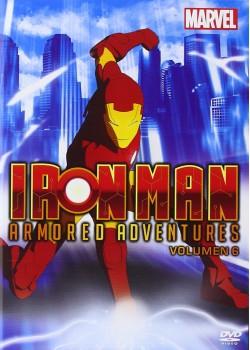 Iron Man - Volumen 6 [DVD]