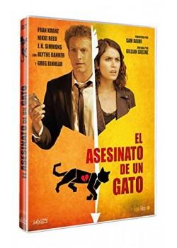 El asesinato de un gato [DVD]