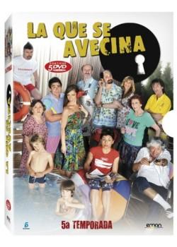 La Que Se Avecina - 5ª Temporada [DVD]