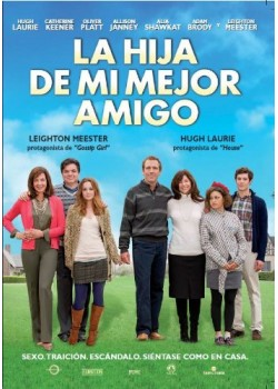 LA HIJA DE MI MEJOR AMIGO (DVD)