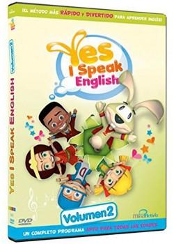 YES I SPEAK ENGLISH VOLUMEN 2 (DVD)