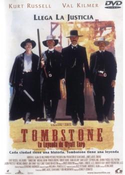 Tombstone: La leyenda de Wyatt Earp DVD 1993
