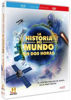 La historia del mundo en dos horas EE [Blu-ray]