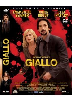 GIALLO (BLU-RAY)