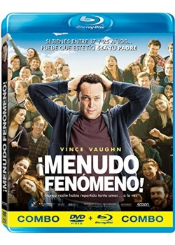 ¡Menudo Fenómeno! (DVD + BD) [Blu-ray]