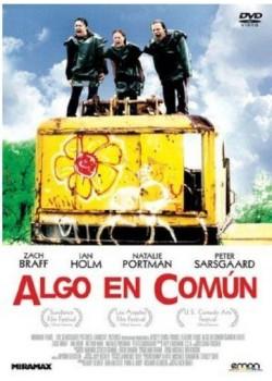 ALGO EN COMUN (DVD)