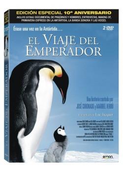 EL VIAJE DEL EMPERADOR: EDICIÓN 10 ANIVERSARIO (DVD)