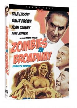 FILMOTECA RKO: ZOMBIES EN BROADWAY (DVD)