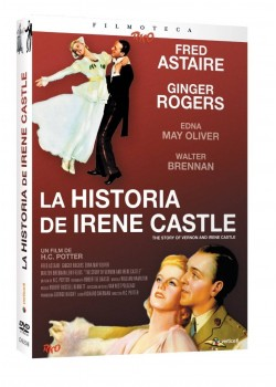 FILMOTECA RKO: LA HISTORIA DE IRENE CASTLE (DVD)