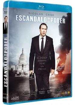 Escándalo En El Poder [Blu-ray]