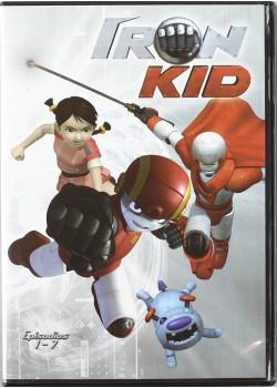 IRON KID 1 (DVD)