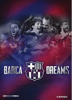 BARÇA DREAMS (DVD)
