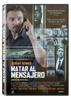 MATAR AL MENSAJERO (DVD)