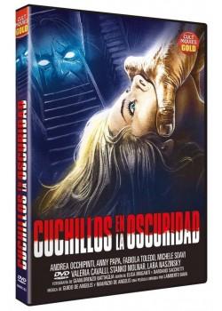 CUCHILLOS EN LA OSCURIDAD (DVD)