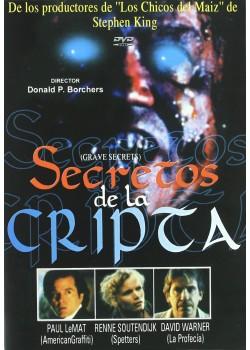 Secretos de la cripta [DVD]