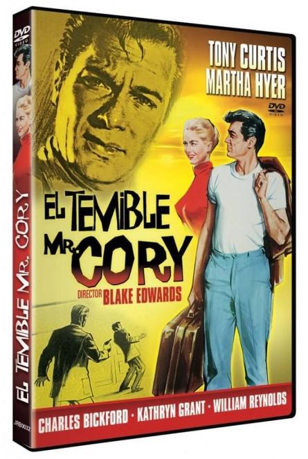 EL TEMIBLE MR. CORY (DVD)