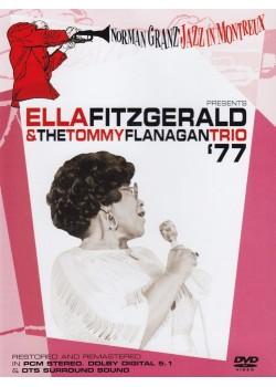 Ella Fitzgerald & The Tommy Flanagan Trio [DVD] [Reino Unido]