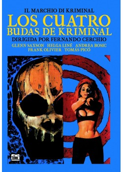 LOS 4 BUDAS DE KRIMINAL (DVD)