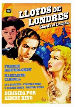 LLOYDS DE LONDRES (DVD)