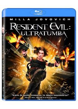 Resident Evil: Ultratumba [Blu-ray]