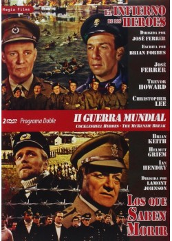 Programa Doble - Guerra Mundial The Cockleshell Heroes-The Mckenzie Break (El Infierno...