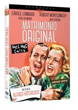 FILMOTECA RKO: MATRIMONIO ORIGINAL (DVD)