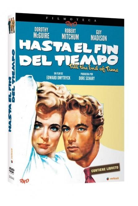 FILMOTECA RKO: HASTA EL FIN DEL TIEMPO (DVD)