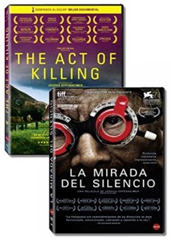 PACK THE ACT OF KILLING + LA MIRADA DEL SILENCIO (DVD)