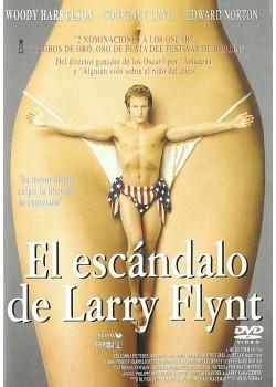 EL ESCANDALO DE LARRY FLYNT