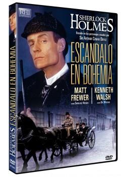 ESCANDALO EN BOHEMIA (DVD)