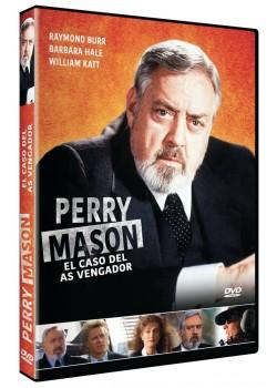 P. MASON:EL CASO DEL AS VENGADOR (DVD)