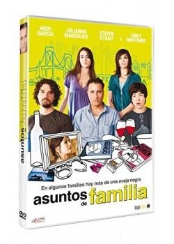 Asuntos de familia (City Island) [DVD]