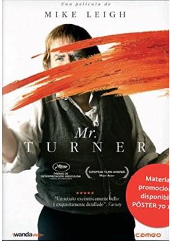 MR TURNER (BLU-RAY)