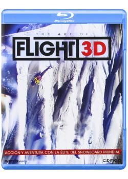 THE ART OF FLIGHT (BLU-RAY 3D)