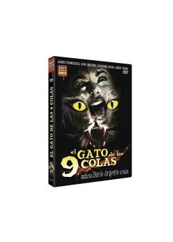 EL GATO DE LAS 9 COLAS (DVD)