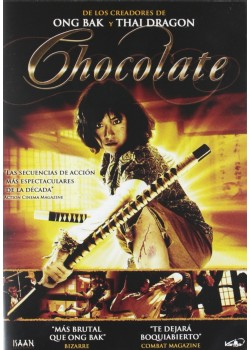 CHOCOLATE (DVD)