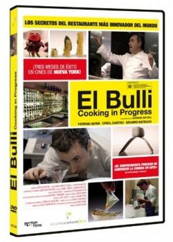 EL BULLI: COOKING IN PROGRESS (DVD)