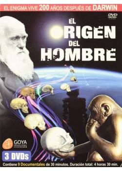 Pack El Origen Del Hombre (3 Dvd)